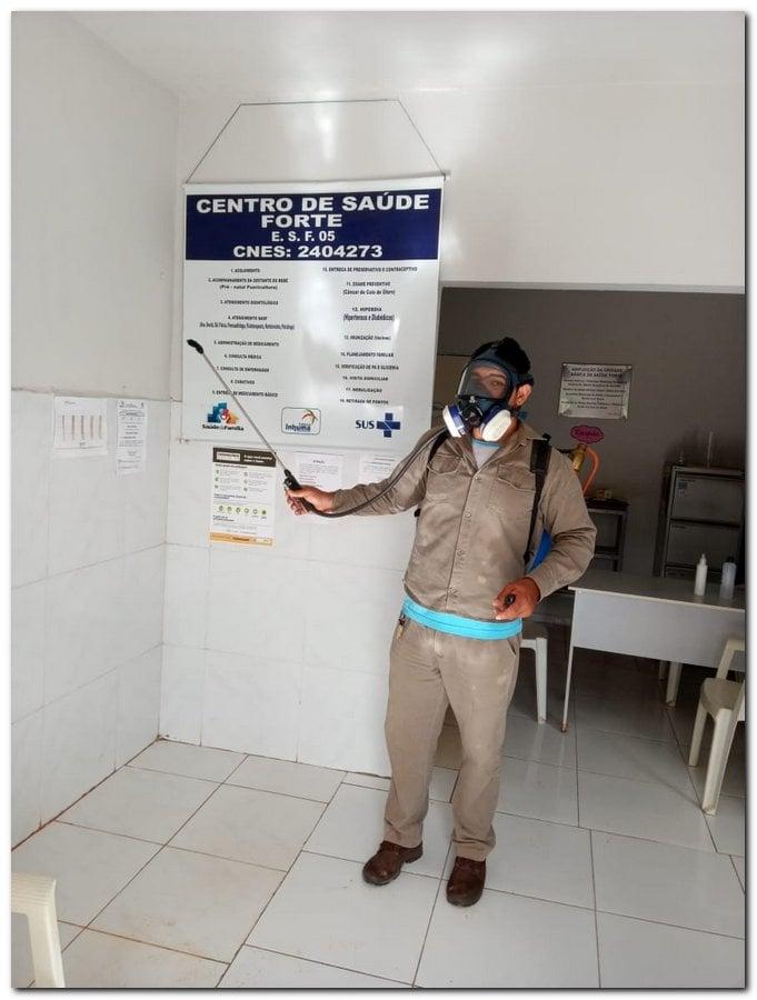 Ações de prevenção e combate ao novo coronavírus pela zona rural - Imagem 9