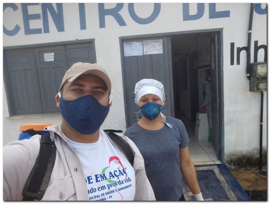 Ações de prevenção e combate ao novo coronavírus pela zona rural - Imagem 2