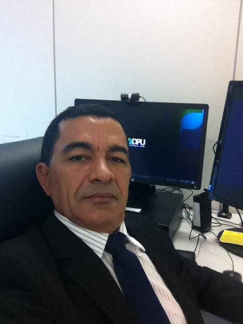 Defensor público federal, Benoni Ferreira Moreira