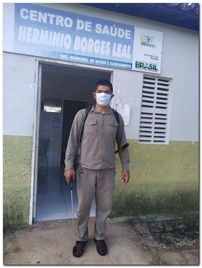Ações de prevenção e combate ao novo coronavírus pela zona rural - Imagem 5