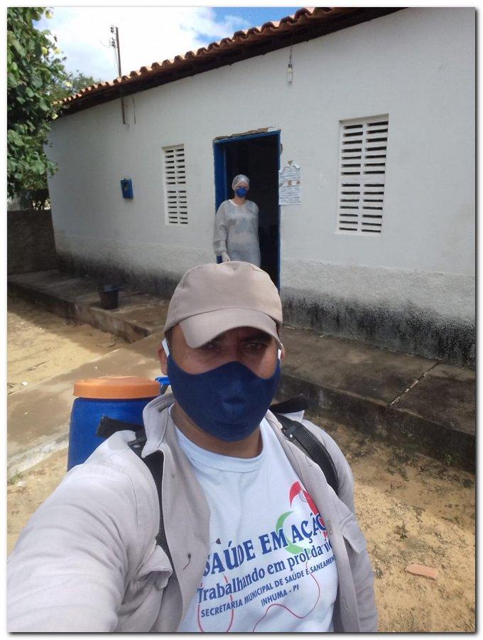 Ações de prevenção e combate ao novo coronavírus pela zona rural - Imagem 6