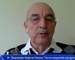 Osmar Terra afirma que apesar de aliança Bolsonaro não está blindado de impeachment