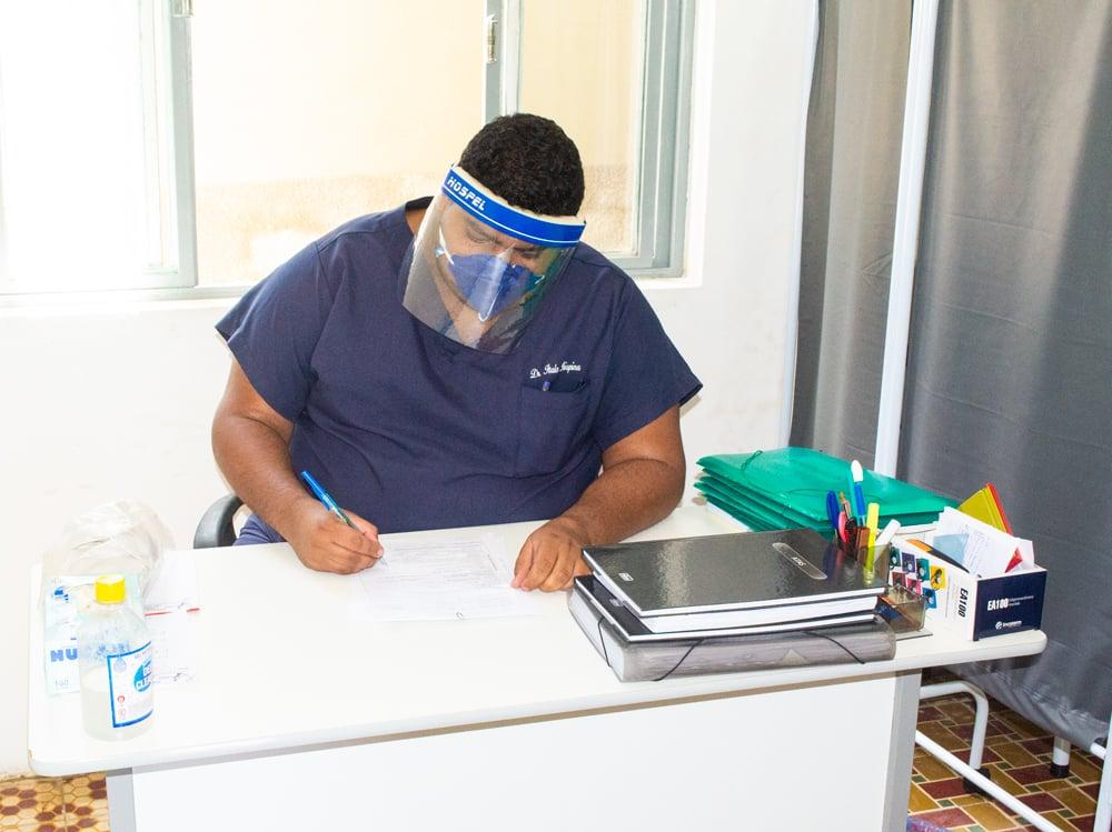 Joaquim Pires dispõe de área para receber pacientes da covid-19 - Imagem 9