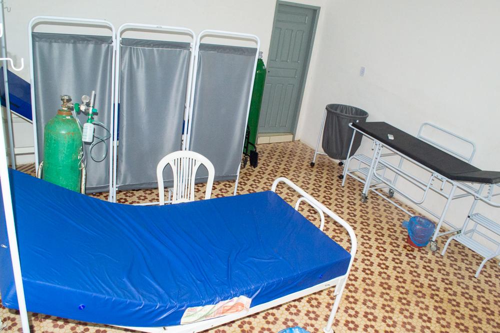 Joaquim Pires dispõe de área para receber pacientes da covid-19 - Imagem 2