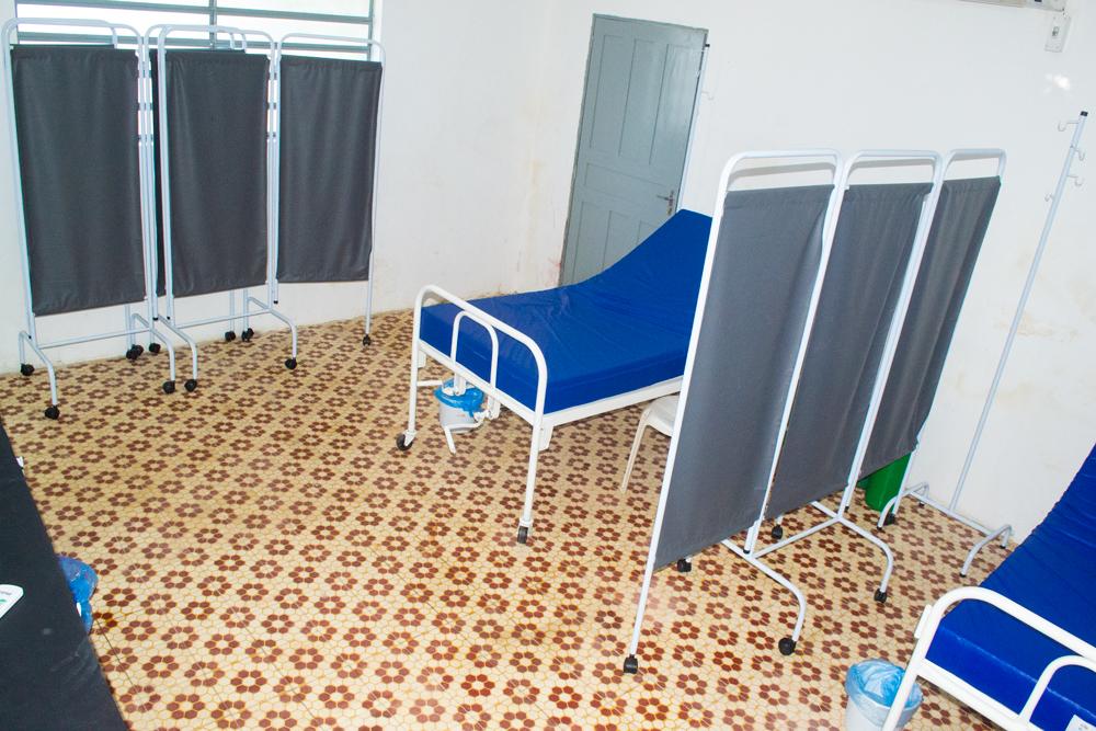 Joaquim Pires dispõe de área para receber pacientes da covid-19 - Imagem 4