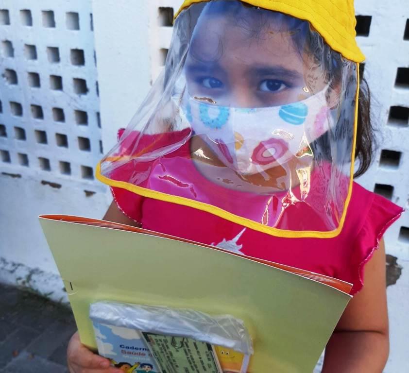 Mais de 40 mil crianças ainda não se vacinaram contra gripe em THE - Imagem 1