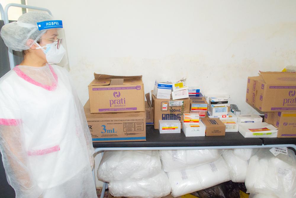 Joaquim Pires dispõe de área para receber pacientes da covid-19 - Imagem 8