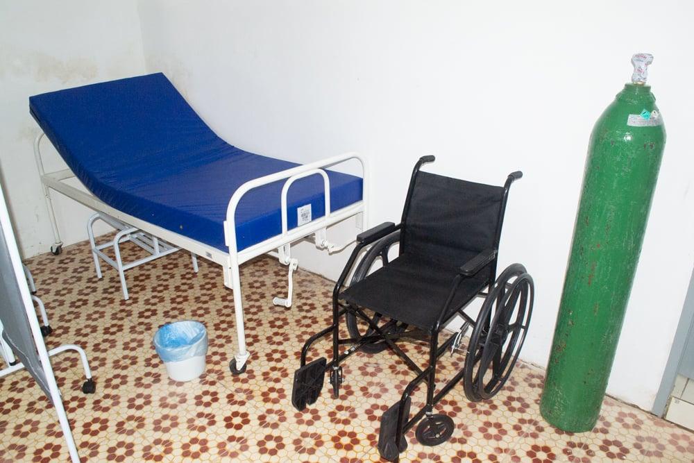 Joaquim Pires dispõe de área para receber pacientes da covid-19 - Imagem 1