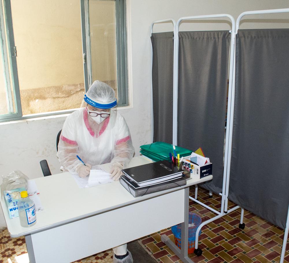 Joaquim Pires dispõe de área para receber pacientes da covid-19 - Imagem 6