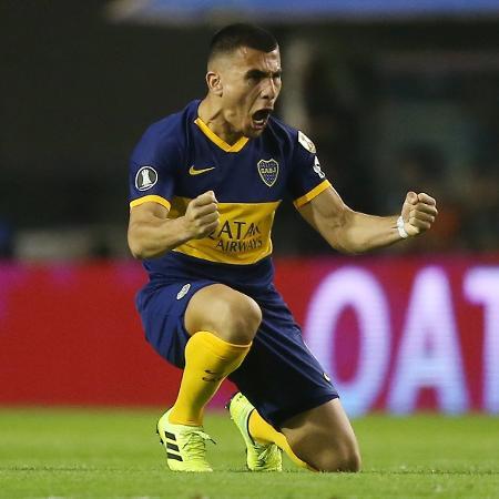 Legenda: Junior Alonso joga no Boca Juniors- Foto: Imagem: REUTERS/Agustin Marcarian