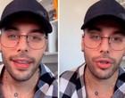 """Gui explica saída da casa de Anitta: """"Contas não param de chegar"""""""