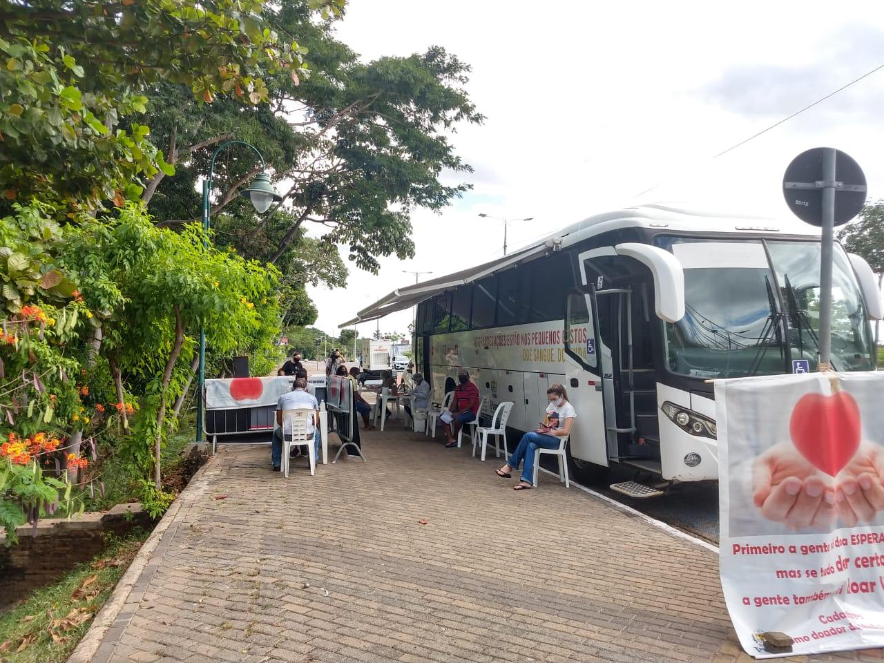 Campanha pela doação de sangue na Ponte Estaiada termina nesta sexta  - Imagem 1