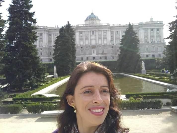Livânia Noberta, coordenadora do Ministério de Oração por Cura e Libertação da RCC Teresina estará à frente das interlocuções. Foto: Reprodução/Facebook