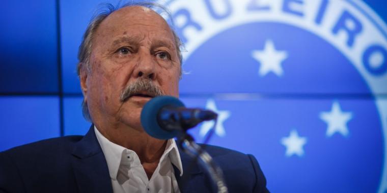 Cruzeiro revela ação na Justiça contra Wagner Pires