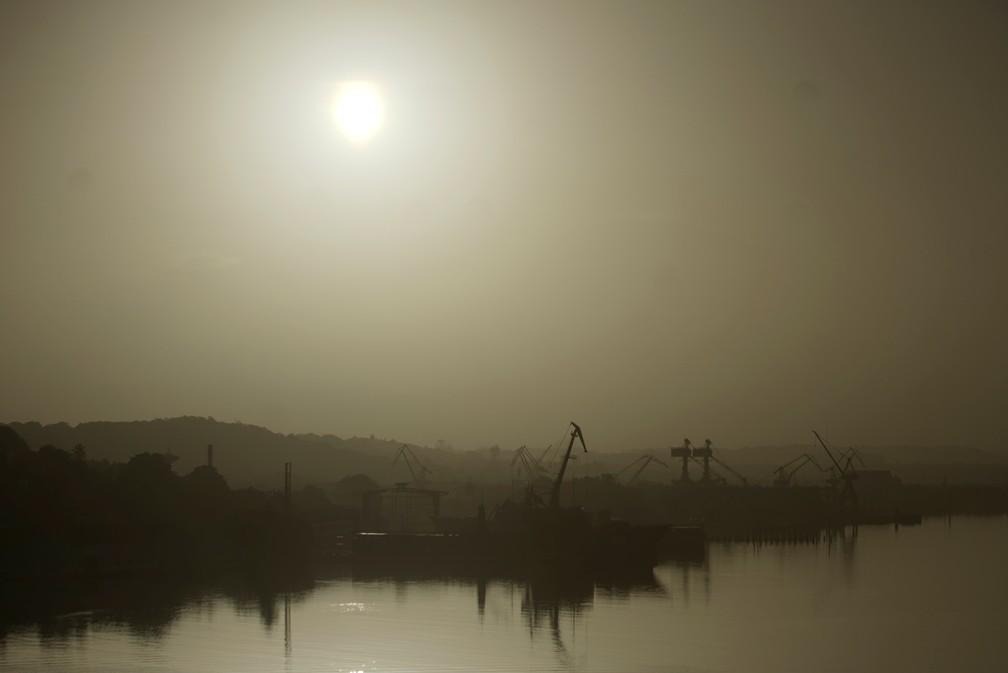 Meteorologista explica possíveis impactos da nuvem de poeira no MA - Imagem 1