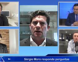 Cotado para a presidência em 2022,  Sérgio Moro diz que continuará na luta anti-corrupção