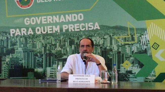 Após explosão de casos, prefeito de BH deixa só serviços essenciais - Imagem 1