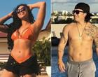 """Ex-BBB Elana desmente affair com Whindersson Nunes: """"É meu amigão"""""""