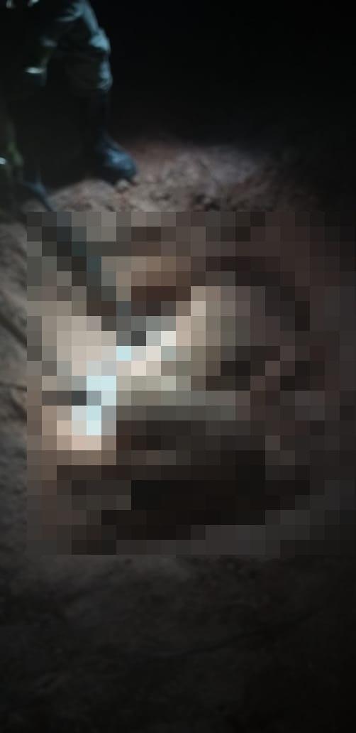 Corpo de jovem é encontrado enterrado sem cabeça e sem os braços em Teresina 2