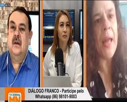 """""""Não vejo motivo para impeachment do Bolsonaro"""", diz deputada Janaina Paschoal"""