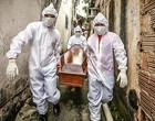 Coronavírus: Brasil bate recorde com 1.349 mortes em 24 horas
