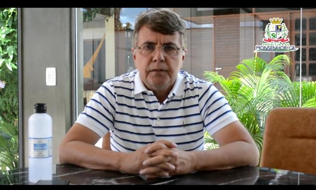 Prefeito João Luiz testa positivo para novo Coronavirus - Imagem 1