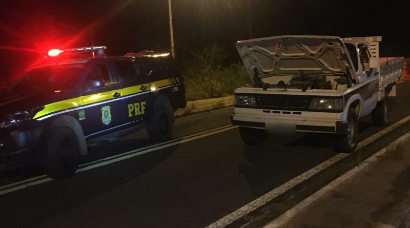 Motorista é preso com veículo adulterado e drogas no norte do Piauí - Imagem 1