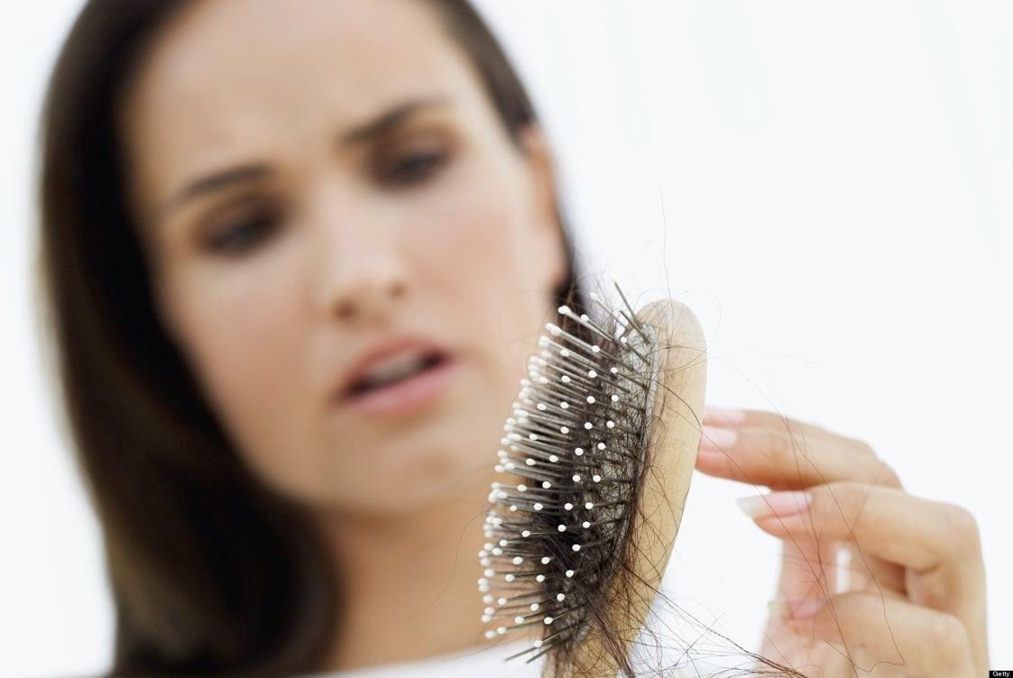 A alimentação também influencia a queda do cabelo/reprodução internet