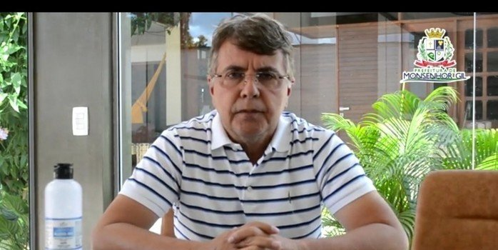Prefeito João Luiz testa positivo para novo Coronavirus