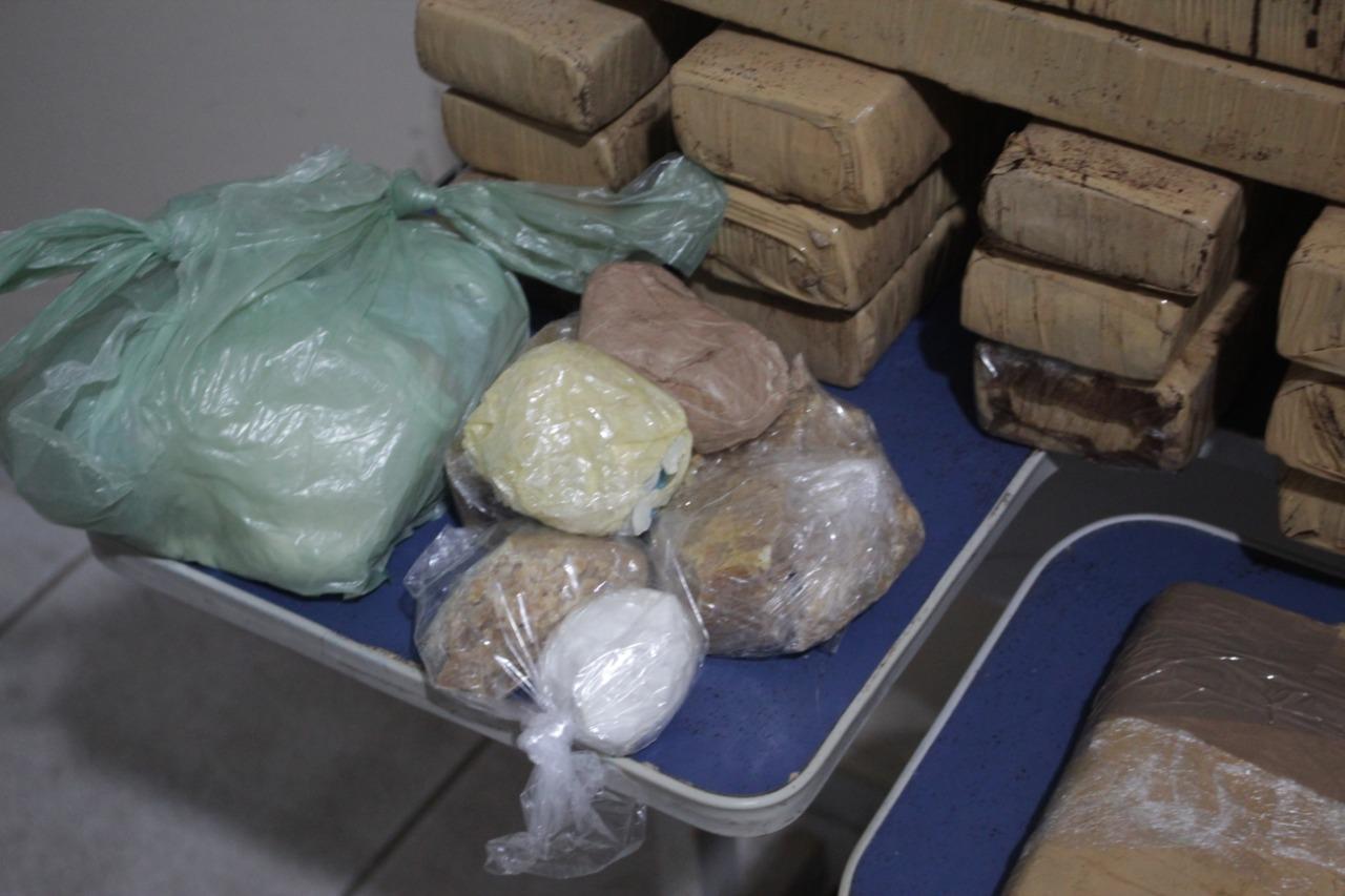 Operação prende grandes traficantes e apreende 67kg de drogas no PI - Imagem 3