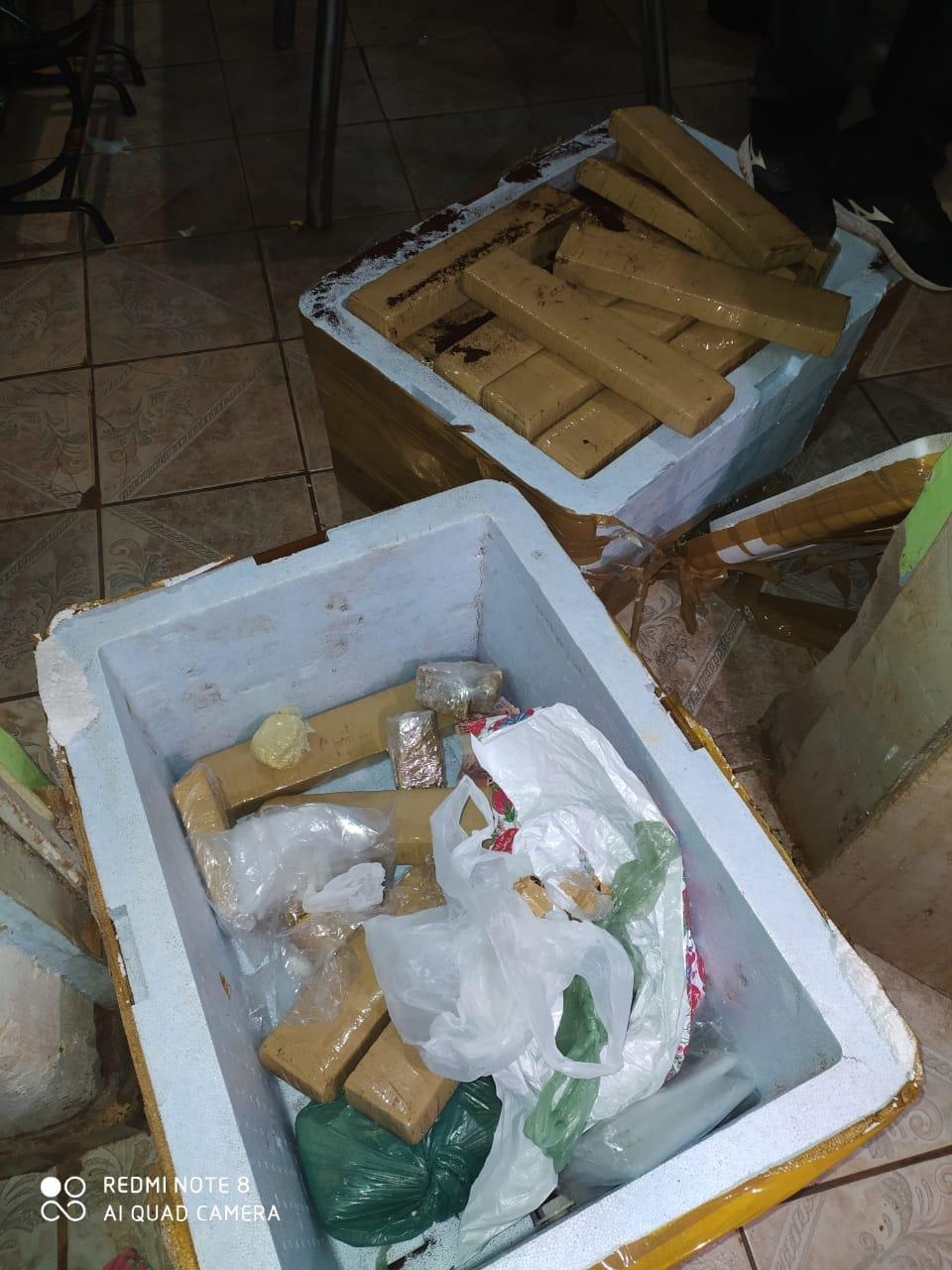 Operação prende grandes traficantes e apreende 67kg de drogas no PI - Imagem 4