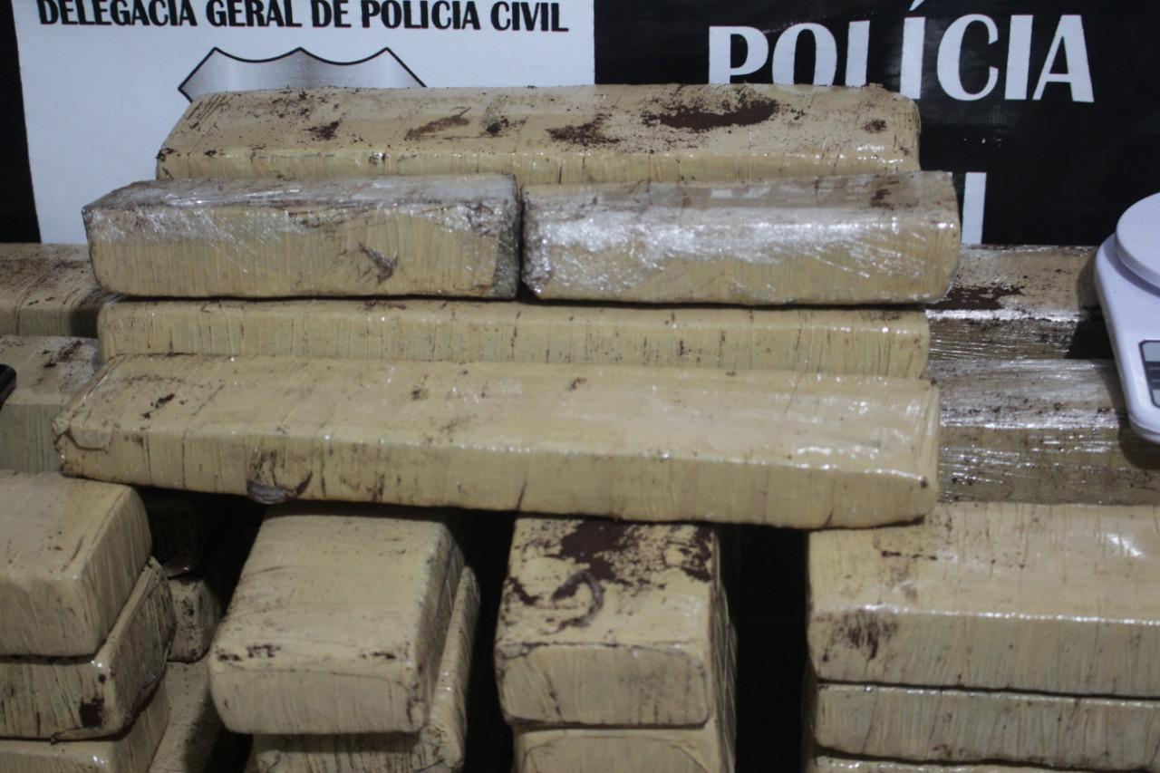Operação prende grandes traficantes e apreende 67kg de drogas no PI - Imagem 2