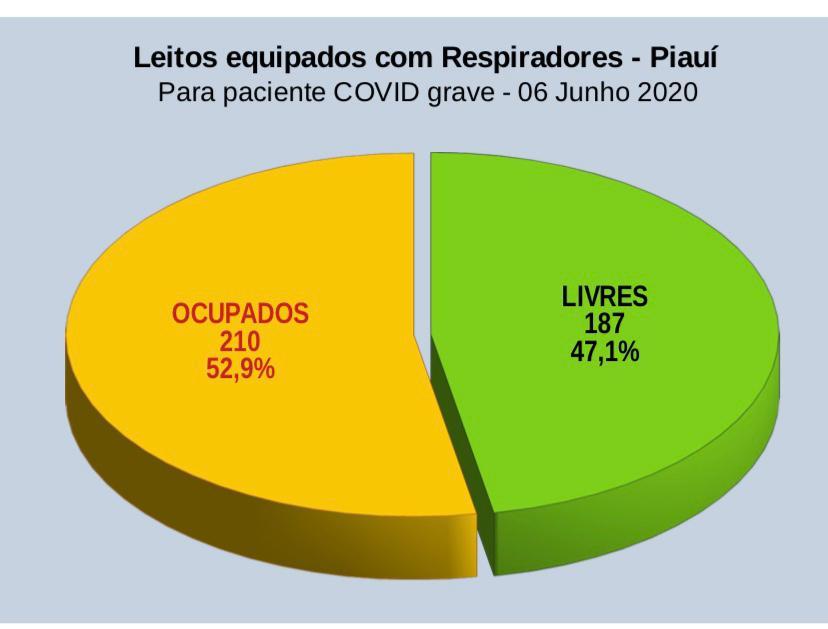 Coronavírus: Piauí tem 15 mortes em 24 horas e total sobe para 239 - Imagem 3