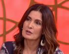 """Cozinheira Léa Silva afirma que choro de Fátima Bernardes """"soou falso"""""""