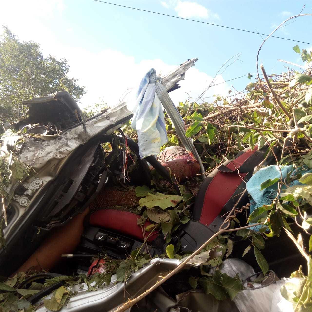 Caminhoneiro morre em grave acidente envolvendo duas carretas no Piauí - Imagem 2