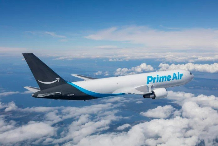 Amazon aumenta frota para 80 aviões de grande porte - Imagem 1