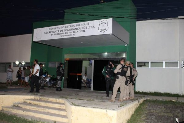 Delegacia de Campo Maior