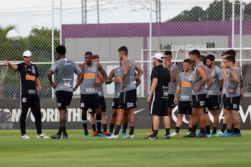 Corinthians está em dívidas com jogadores e busca reforços. Foto: Ag. Corinthians
