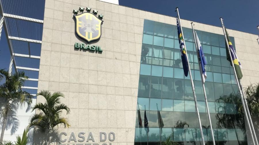 CBF liberará linha de crédito. Imagem: Pedro Ivo Almeida/UOL