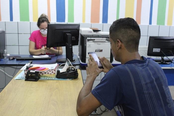 Escolas seguem facilitando cadastro do Auxílio Emergencial em Teresina - Imagem 1