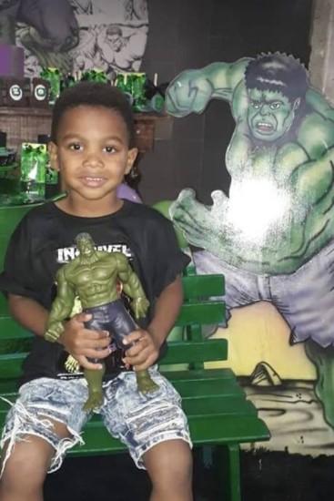 Garoto de 4 anos é morto na própria festa de aniversário no Rio  - Imagem 1