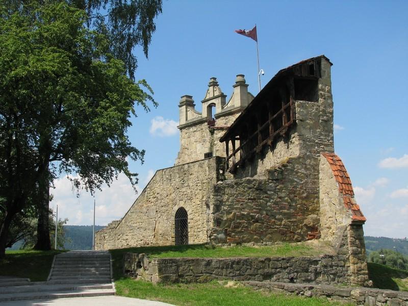 Castelo Real de Nowy Sacz