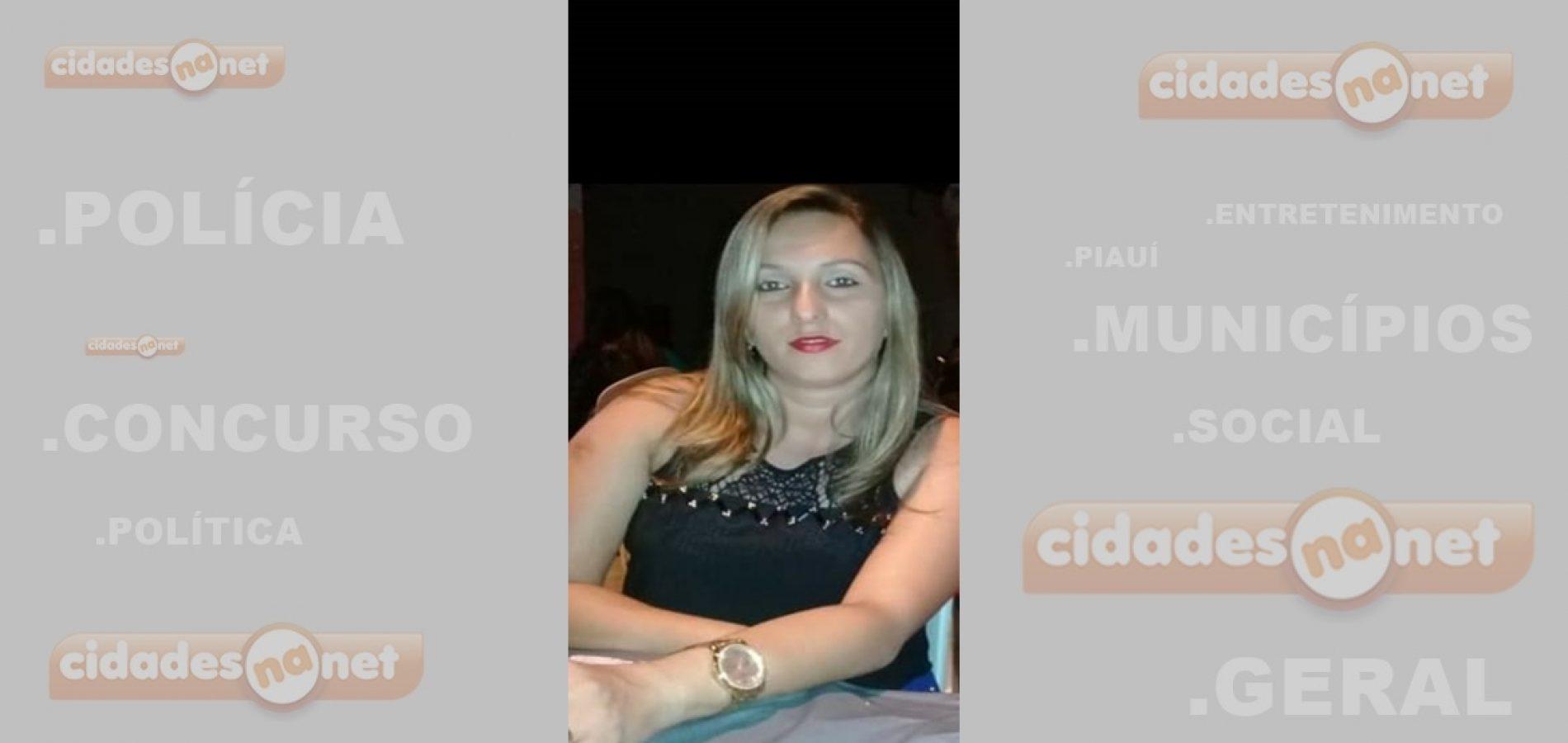 Adália morreu após ficar em estado grave após acidente entre motos no Piauí