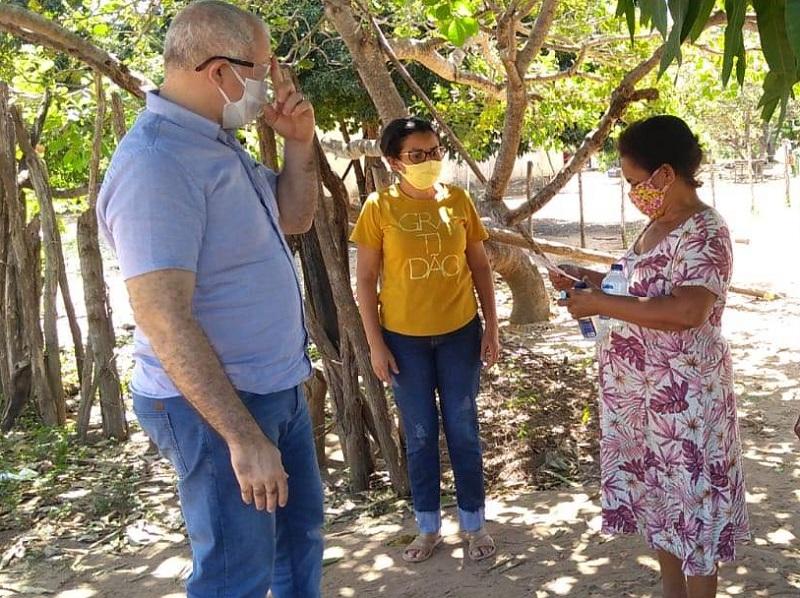 Incra entrega kit de prevenção ao Covid a famílias assentadas no Piauí - Imagem 1