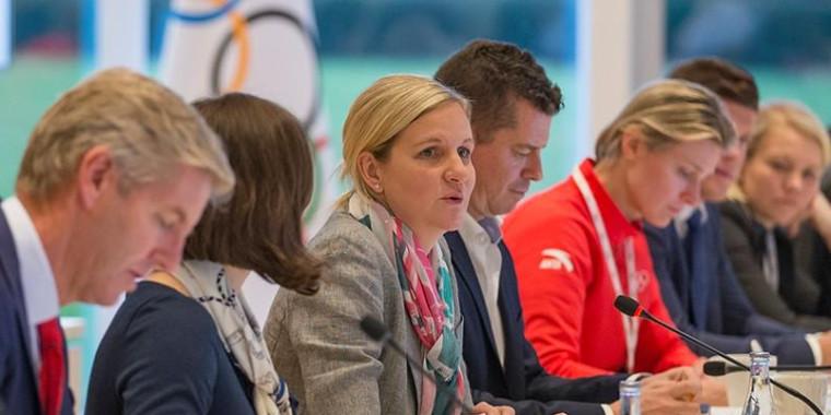 COI lança programa de apoio aos atletas