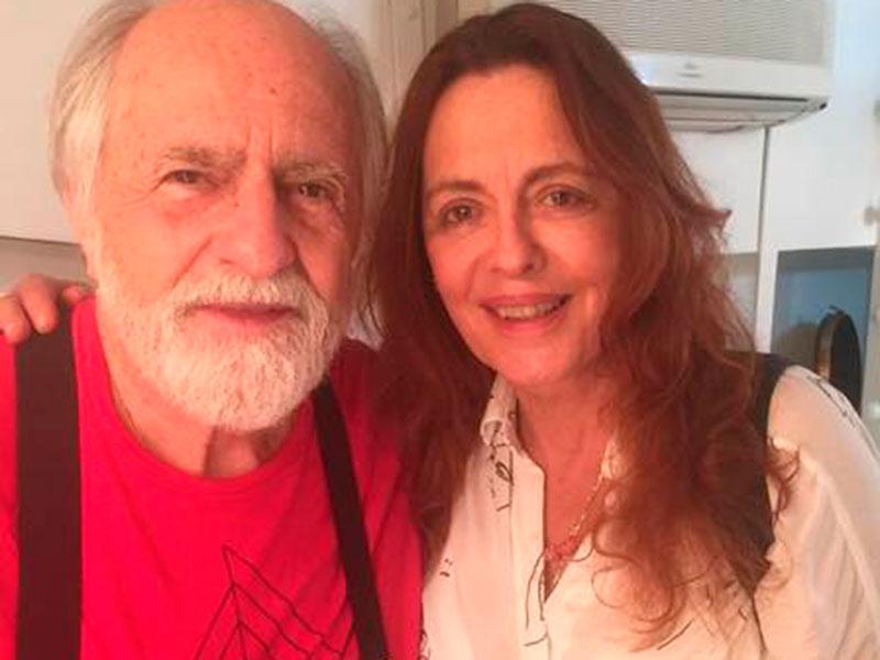 Maria Zilda revelou que Ary Fontoura é gay