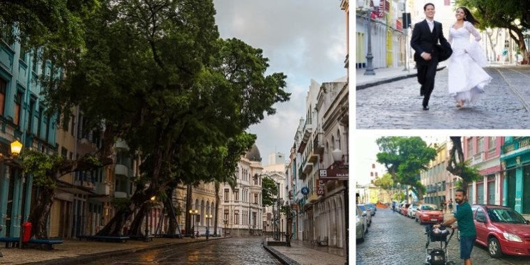 Rua do Bom Jesus, em Recife, é eleita a 3ª mais bonita do mundo