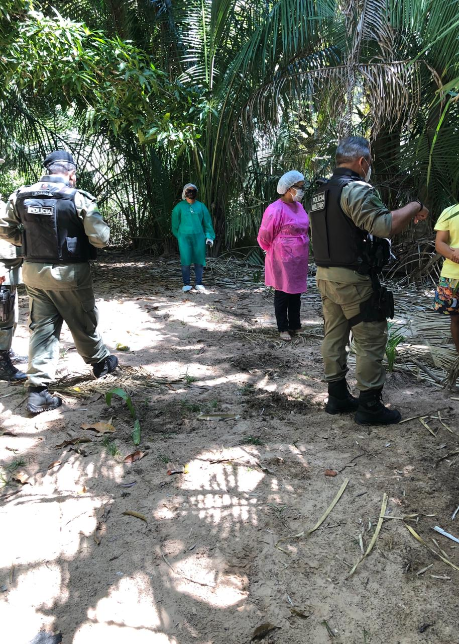 Prefeitura de Monsenhor Gil e Polícia Militar do PI intensificam fiscalização - Imagem 3