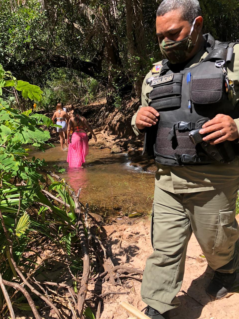 Prefeitura de Monsenhor Gil e Polícia Militar do PI intensificam fiscalização - Imagem 4