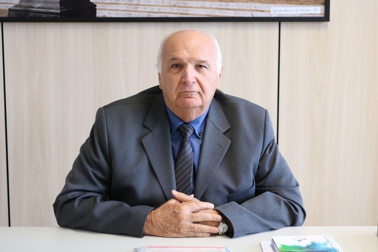 Conselheiro Luciano Nunes Santos - Foto: TCE-PI
